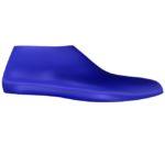 Rome Men's Shoe Last Side View