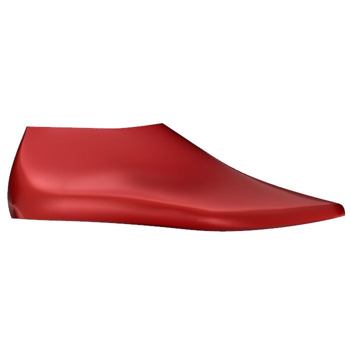 Cairo Women's Shoe Last Side