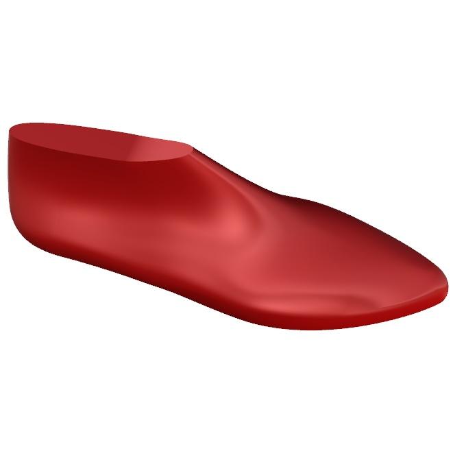 Paris Women's Shoe Last Perspective2