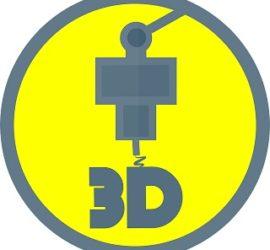 3D Printing Shoe Lasts Logo