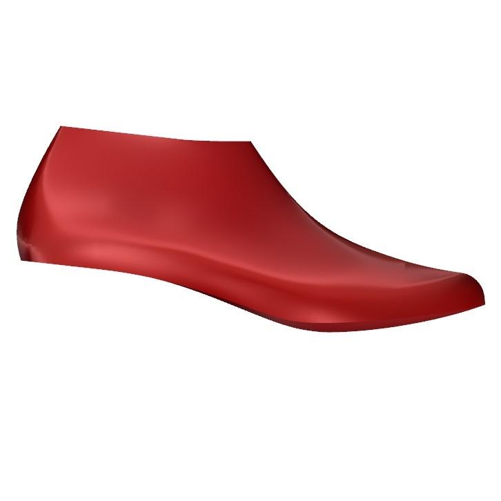 Amsterdam Women's Shoe Last Side View