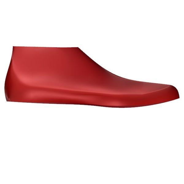 Bombay Women's Shoe Last Side View