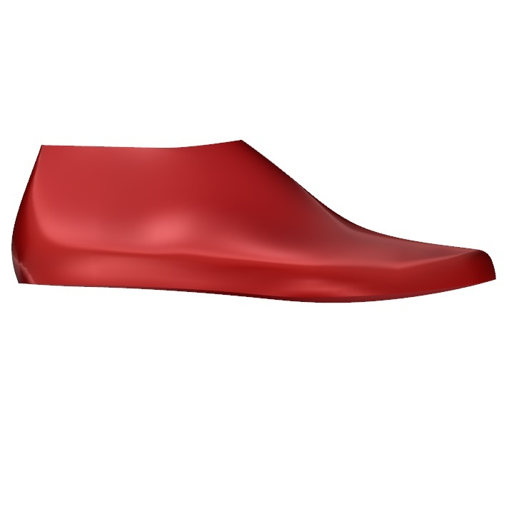 Oslo Women's Shoe Last Side View