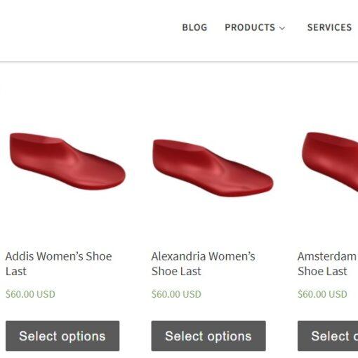 Podhub Shoe Last Shop