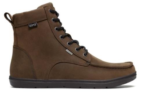 Hiking Boots made on barefoot minimalist shoe lasts