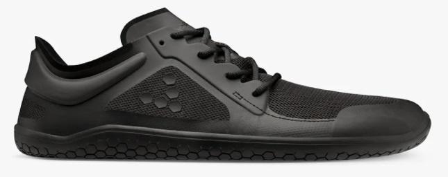 Shoes made on barefoot minimalist shoe lasts