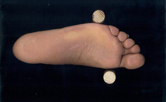 2D Foot Scan for Bespoke Shoe Last