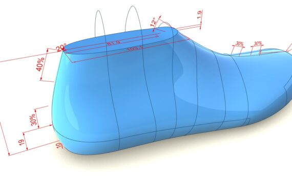 Parametric Shoe Last Design Software